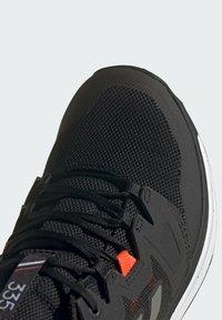 adidas Performance - ZAPATILLA TERREX AGRAVIC  - Løpesko for mark - black - 6