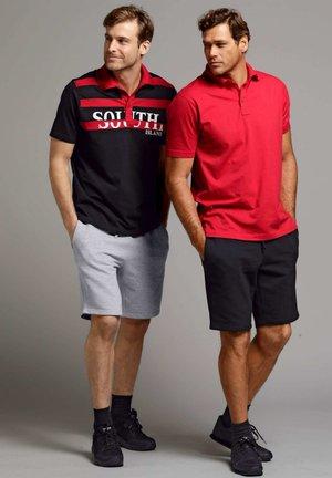 Shorts - schwarz,grau