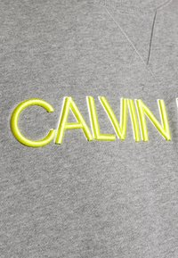 Calvin Klein - EMBROIDERY LOGO - Sweatshirt - grey - 5