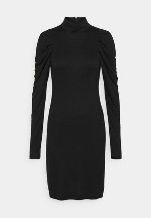 ABITO - Jersey dress - black