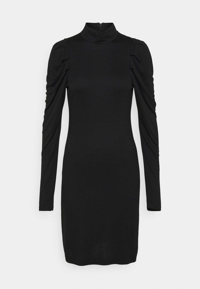Dondup - ABITO - Jersey dress - black