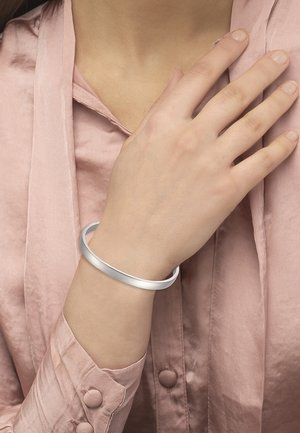 ARMSPANGE - Bracelet - silberfarben poliert