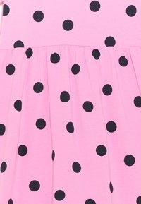 Name it - NKFBELIVA DRESS SET - Legging - fuchsia pink - 3