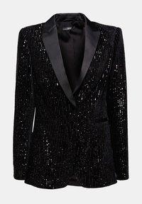 Esprit Collection - MIT PAILLETTEN - Blazer - black - 9