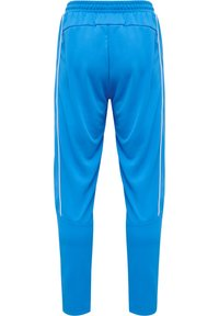 Hummel - TAPERED  - Tracksuit bottoms - blue aster - 1