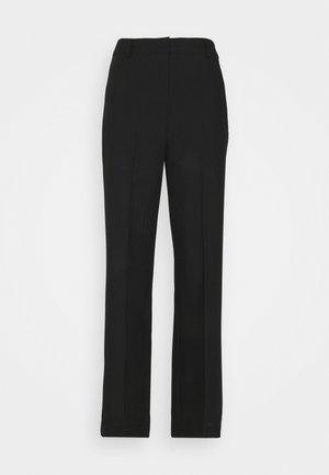 ENSMITH PANTS  - Pantaloni - black