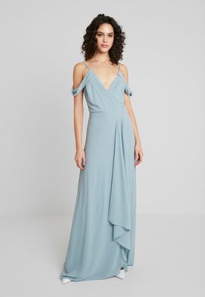REYNALDA MAXI - Occasion wear - sage green