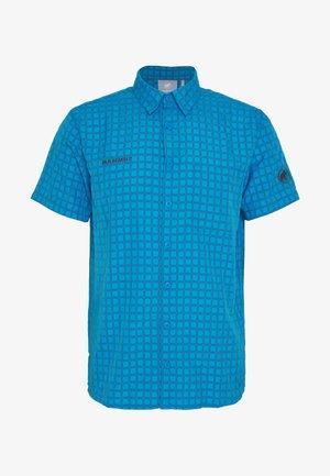 LENNI MEN - Shirt - gentian/titanium