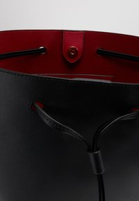 Lauren Ralph Lauren - SUPER SMOOTH DEBBY - Handbag - black/red - 4