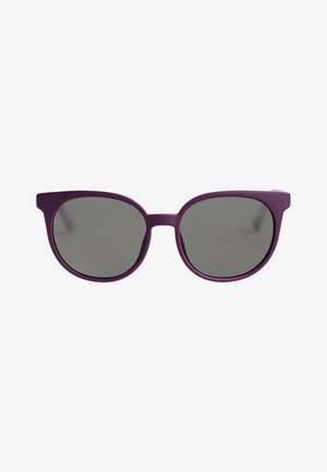 MAKANI - Zonnebril - matte purple/grey
