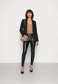AllSaints - CORA  - Leggings - black - 1