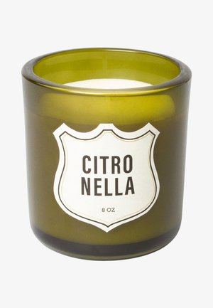 CITRONELLA CANDLE - Duftlys - -