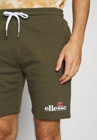 Ellesse - SILVAN - Pantalon de survêtement - khaki - 4