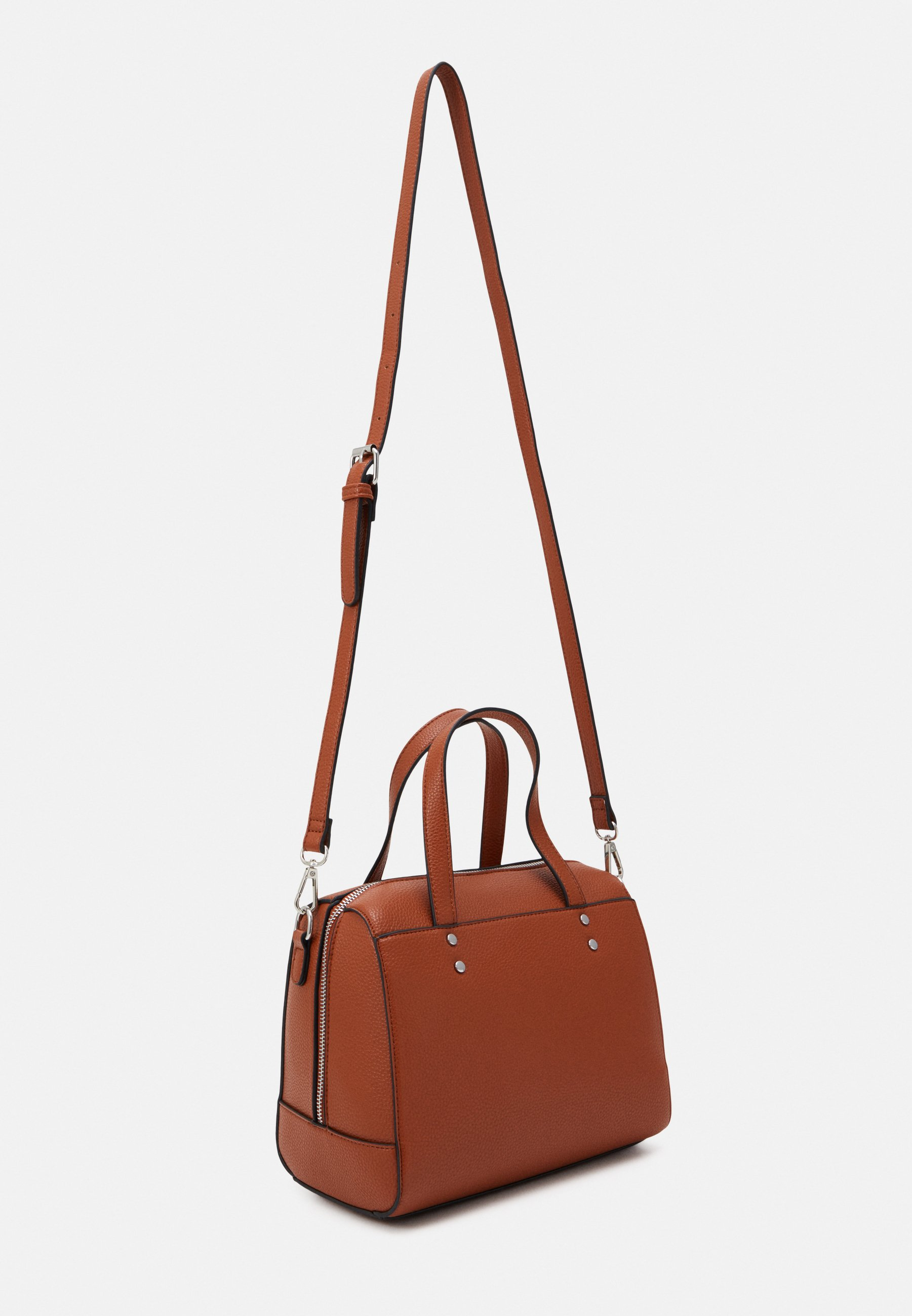 Benetton Bag - Handtasche Cognac