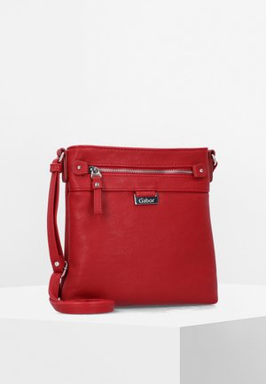 INA - Across body bag - red