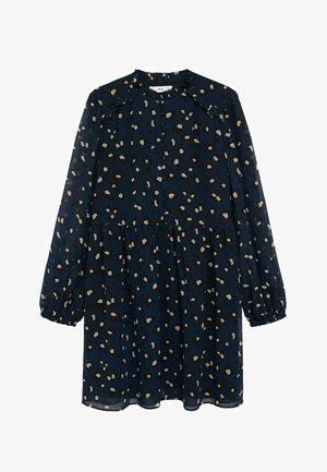 PRARIE - Shirt dress - blauw