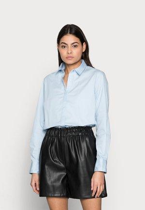 ARTHUR - Button-down blouse - blue wash