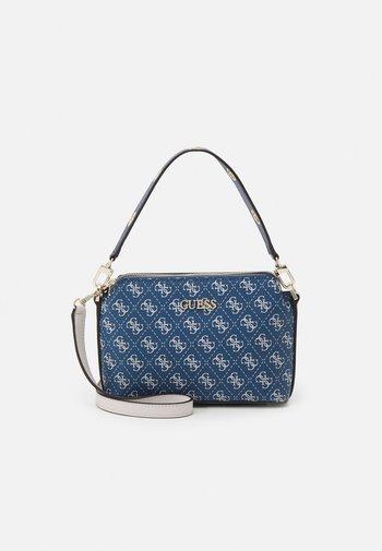 WASHINGTON ZIP CROSSBODY - Handbag - blue/multi