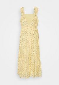 Moves - SAFIM - Maxi dress - transparent yellow - 1