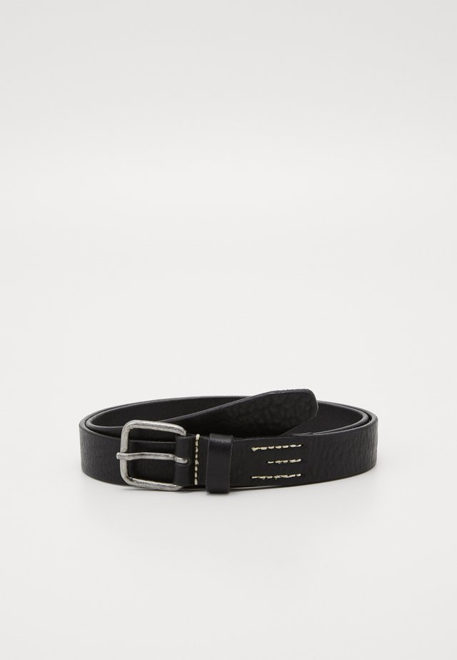 SLHHENRIK BELT - Belt - black