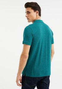 WE Fashion - Poloshirt - green - 2