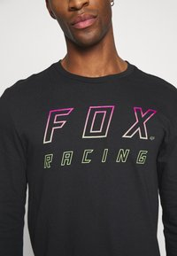 Fox Racing - NEON MOTH TEE - Langarmshirt - black - 5