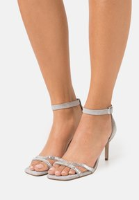 Zign - Sandały na obcasie - grey - 0