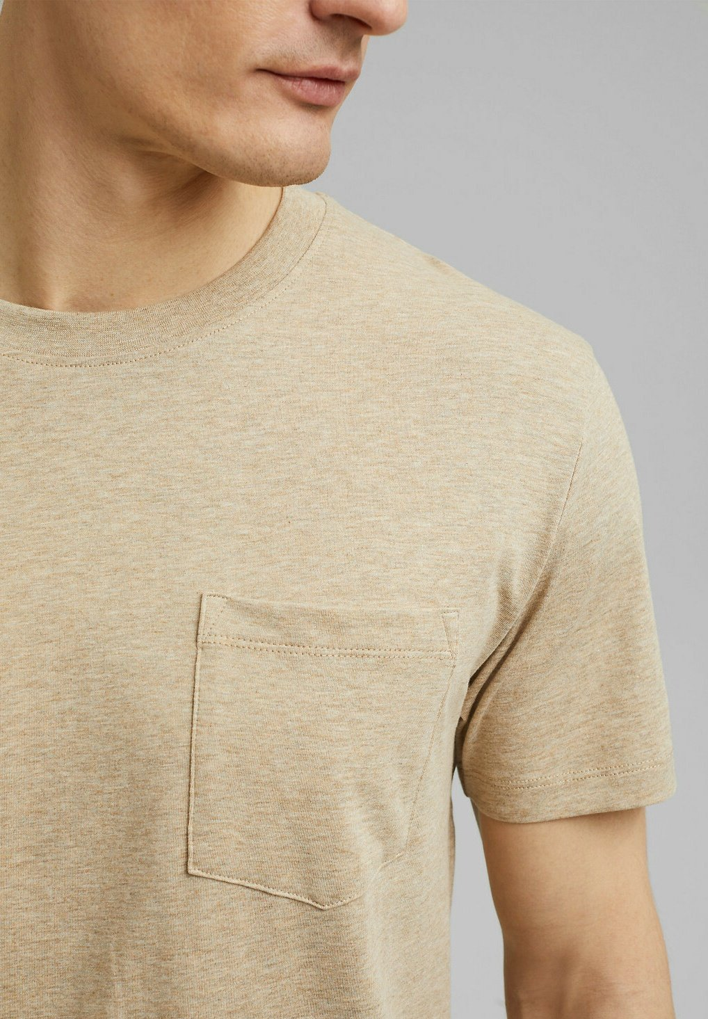 Homme SLIM FIT - T-shirt basique