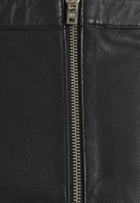 Vero Moda - VMPARIS SHORT SKIRT  - Mini skirt - black - 7