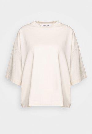 ELOISE - T-shirt basic - warm white