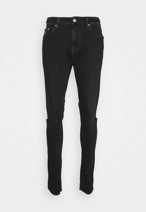 FINLEY SUPER SKINNY - Jeans Skinny Fit - denim
