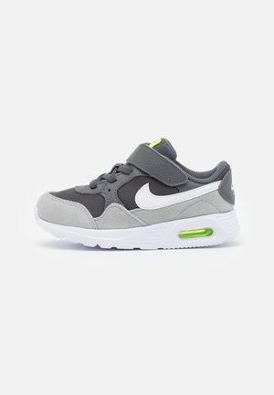 AIR MAX SC UNISEX - Trainers - iron grey/white/grey fog/volt