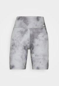Nike Performance - ONE CORE - Leggings - smoke grey/white - 4