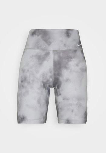 ONE CORE - Leggings - smoke grey/white