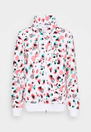 Zip-up hoodie - mocktail