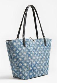 Guess - ALBY - Handbag - blau - 3