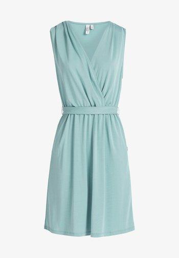 MERCY - Day dress - aqua