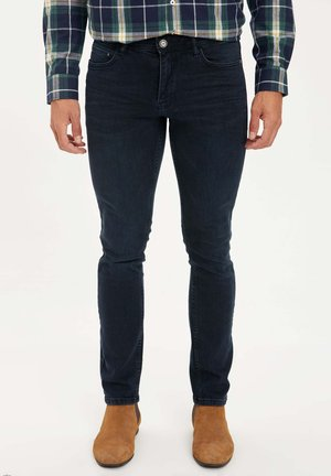 Vaqueros slim fit - indigo