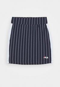 Fila - TYRA - Mini skirt - black iris - 0