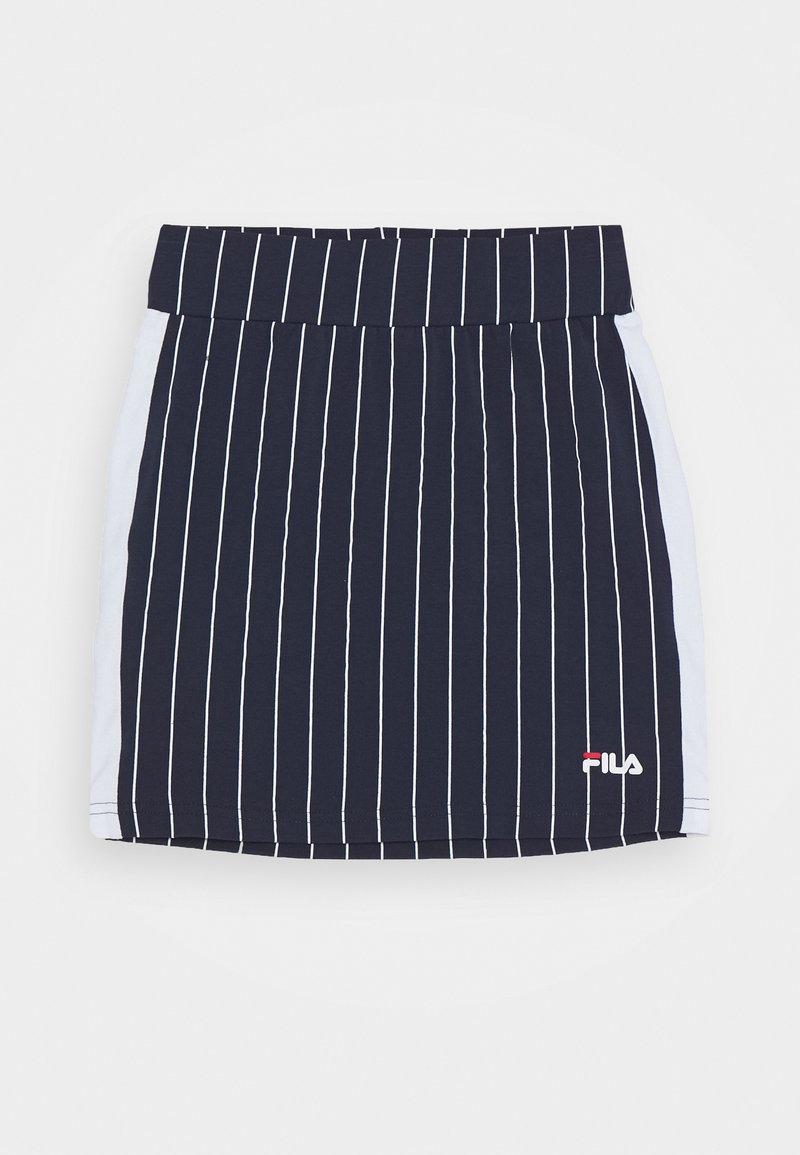 Fila - TYRA - Mini skirt - black iris