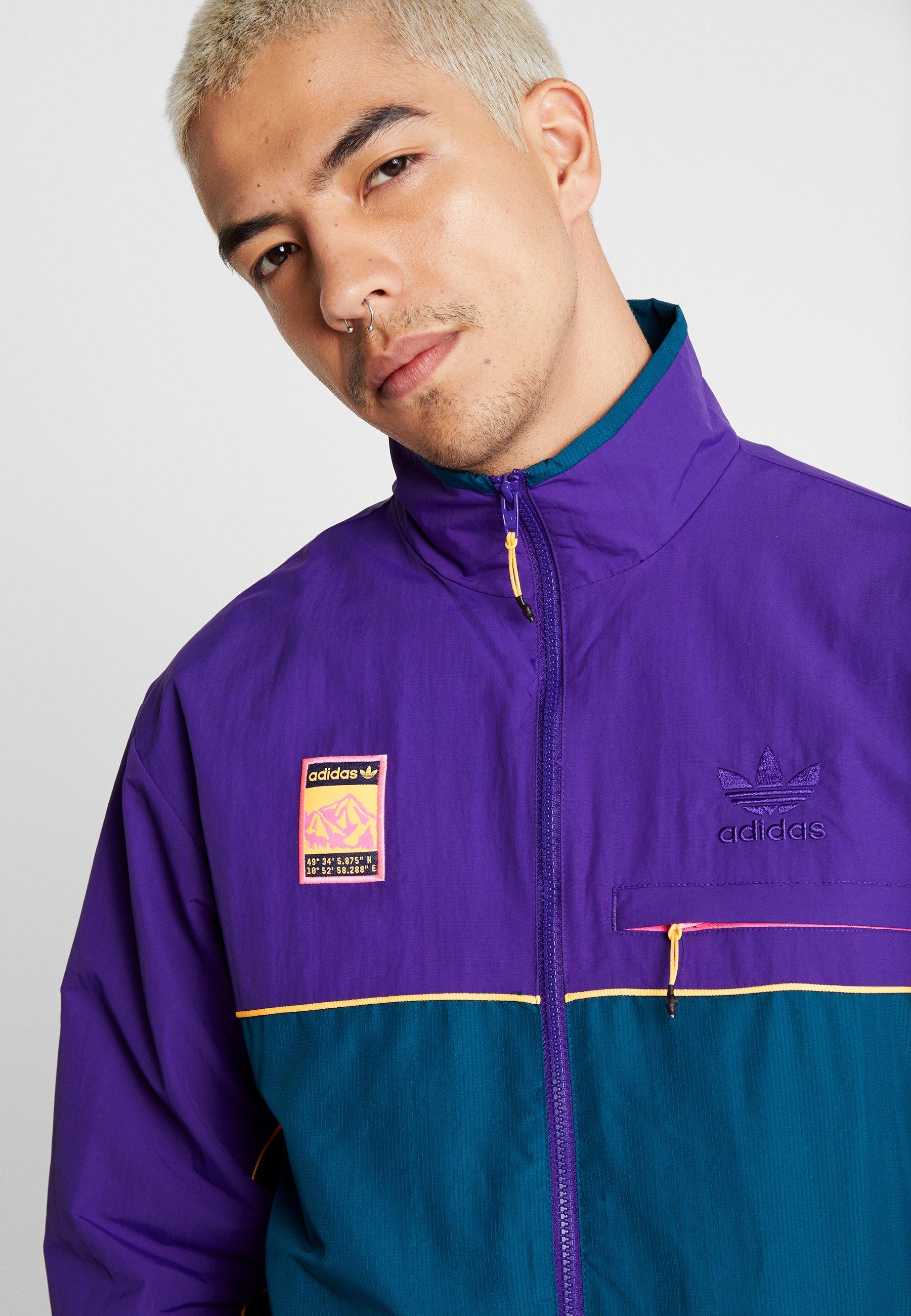 adidas Originals TRACK Leichte Jacke multicolor