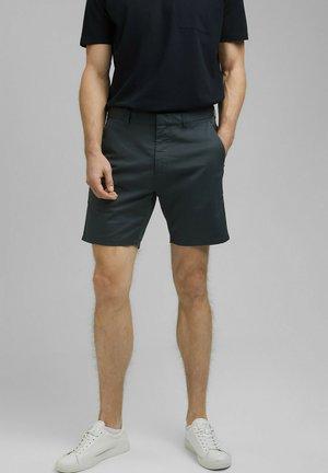 Shorts - dark teal green
