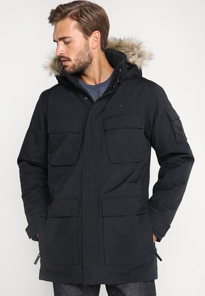GLACIER CANYON - Winter coat - black