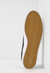 Nike SB - ZOOM JANOSKI - Sneakers laag - black/white/thunder grey/light brown/photo blue/hyper pink - 4