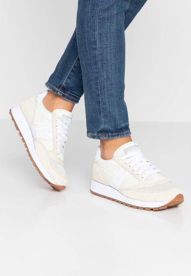 JAZZ VINTAGE - Sneakersy niskie - white
