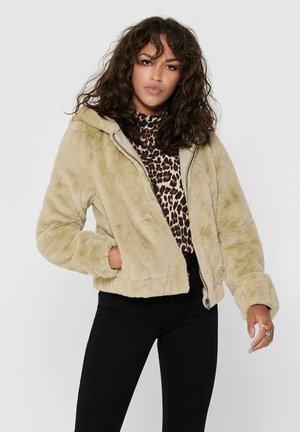 Winter jacket - pure cashmere