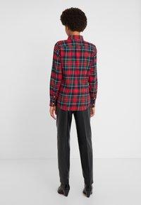 Polo Ralph Lauren - TWILL PLAID - Camicia - crimson red - 2