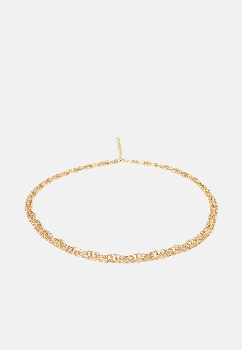 Pieces - PCZETA CHAIN WAIST BELT - Waist belt - gold-coloured