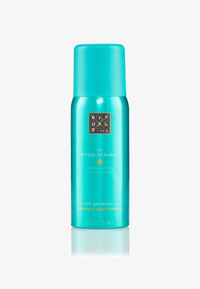 THE RITUAL OF KARMA ANTI-PERSPIRANT SPRAY - Deodorant - -