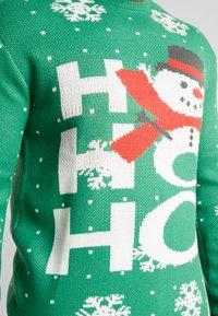 Jack´s Sportswear - CHRISTMAS O-NECK - Jumper - green - 4